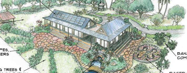 - Self sufficient home designs ...